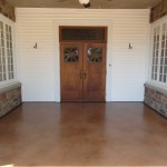 Stained Concrete Dublin, OH | Re-Deck of Central Ohio