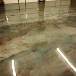 Stained Concrete Columbus, OH | Re-Deck of Central Ohio