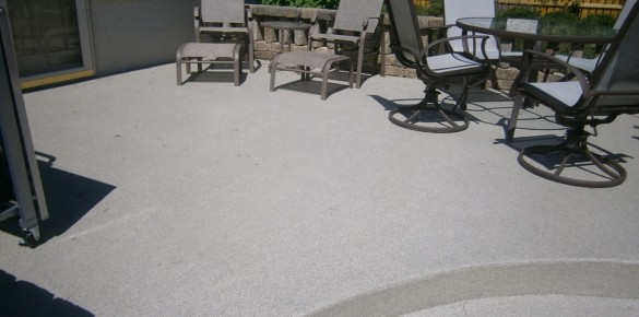 Concrete Patios Gallery