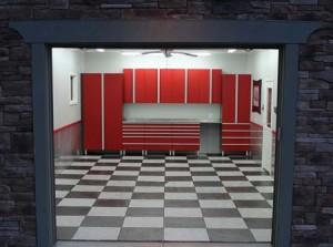 Epoxy-garage-floor-Columbus-Ohio