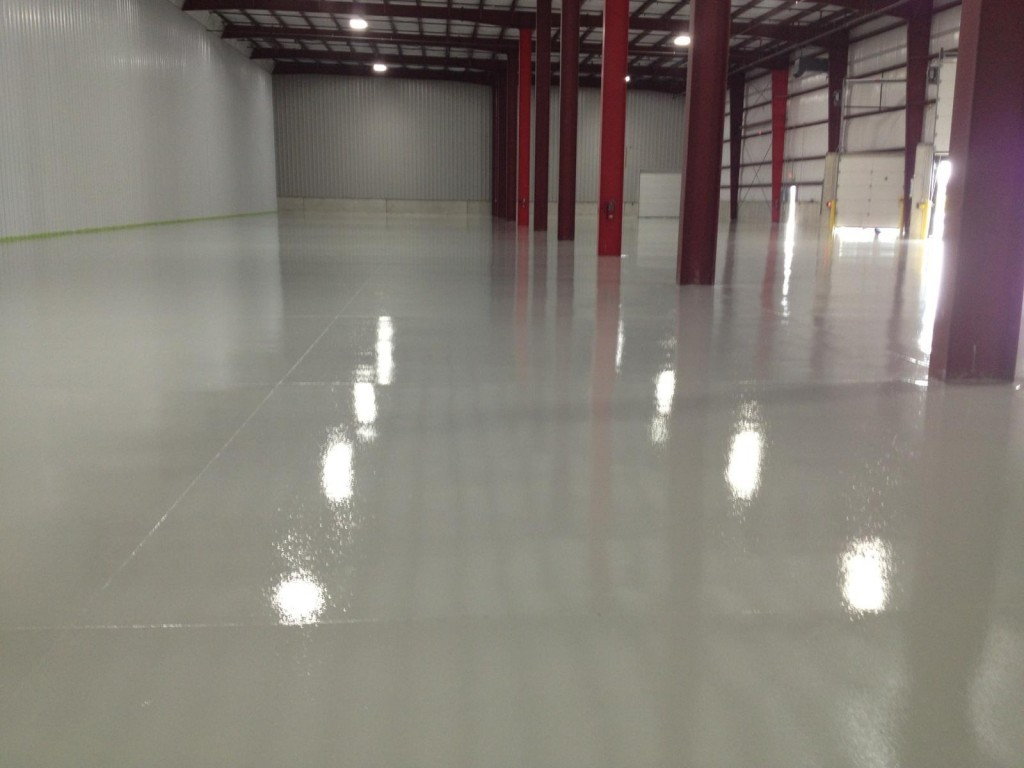 Industrial Resinous Flooring | Columbus Ohio | ReDeck of Central Ohio
