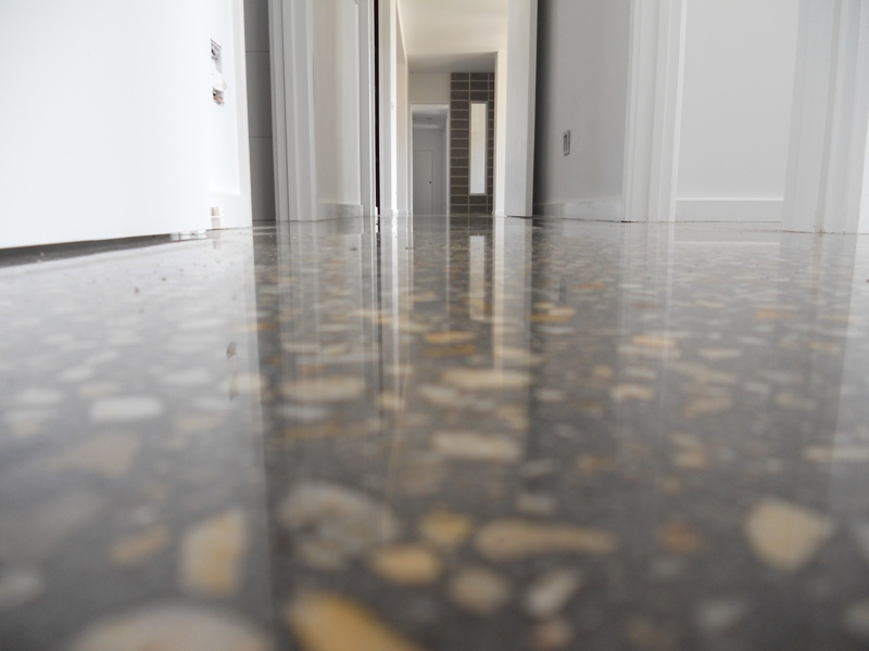 Polished Concrete | Columbus Ohio | Re-Deck of Central Ohio