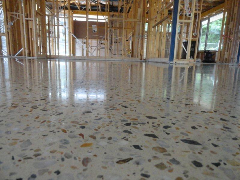 Concrete Polishing Columbus, Ohio | Redeck Of Central Ohio
