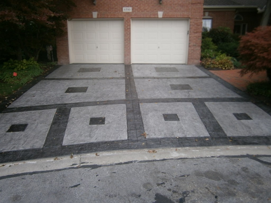 Stamped Concrete | Dublin Ohio | Re-Deck of Central Ohio