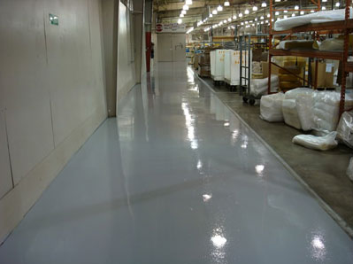 Industrial Resinous Flooring | Dublin Ohio | ReDeck of Central Ohio