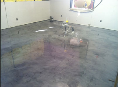 Decorative Concrete Floors Boise, Idaho