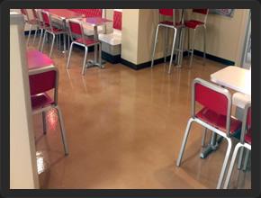 Restaurant Flooring Boise, Idaho