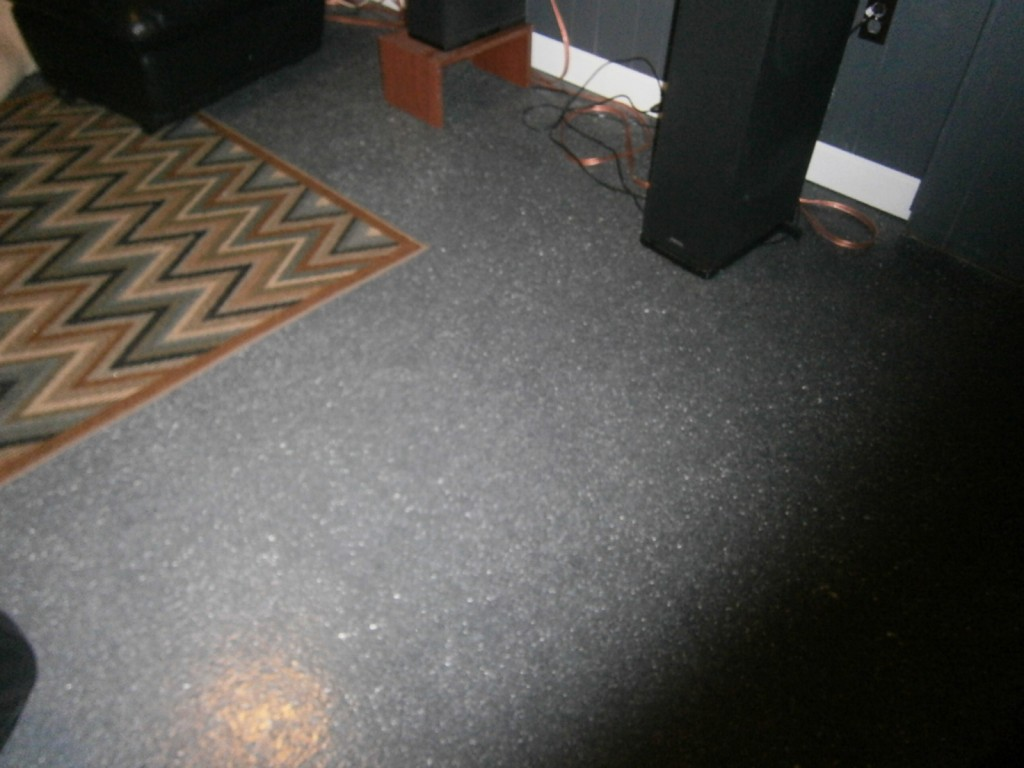 Epoxy Flake Flooring | Hilliard Ohio | Re-Deck of Central Ohio