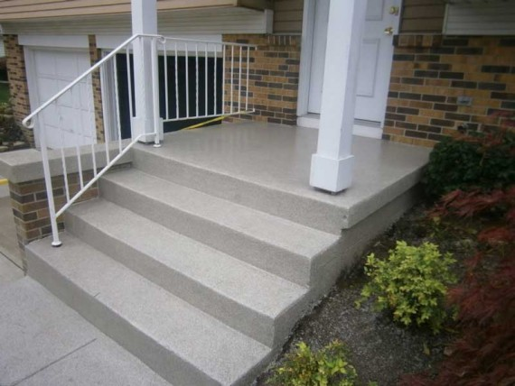 Graniflex Concrete Resurfacing | Columbus Ohio | Re-Deck of Central Ohio
