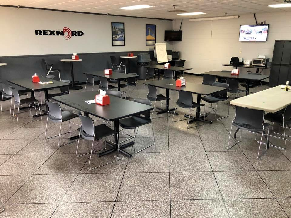 Epoxy Flake Flooring | ReDeck of Central Ohio - 6