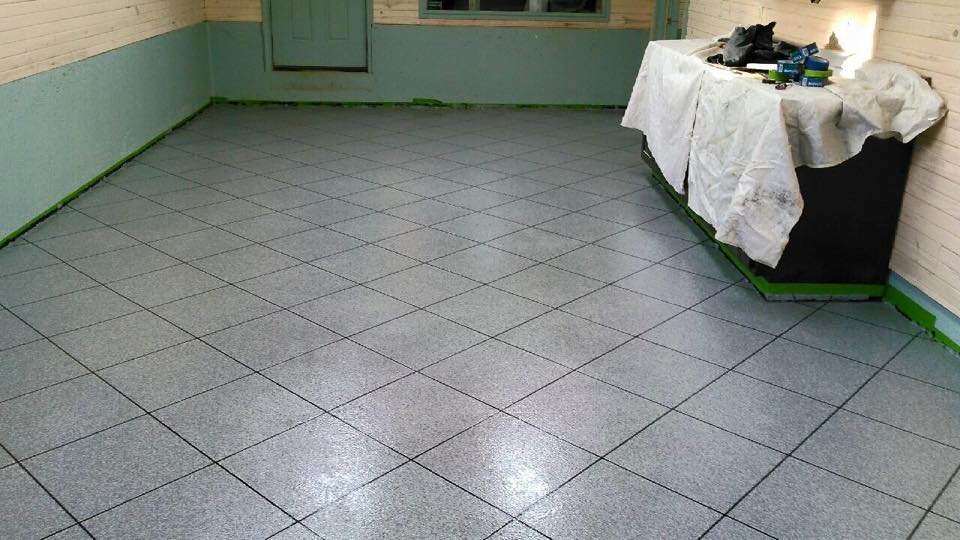 Epoxy Flake Flooring | ReDeck of Central Ohio - 5